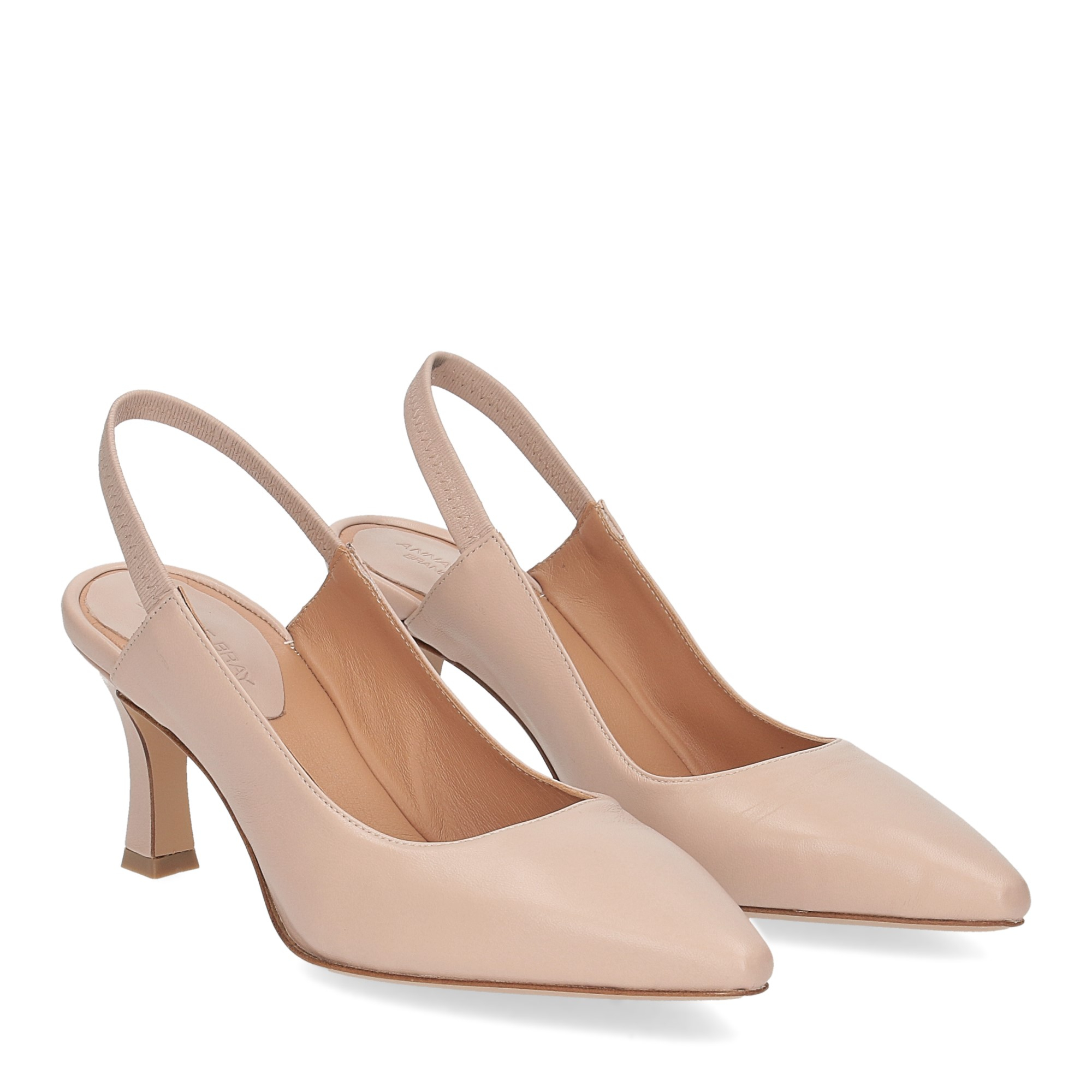 Anna de Bray chanel S7101 pelle rosa