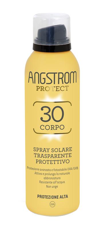 Angstrom spray 30 corpo trasparente 150ml
