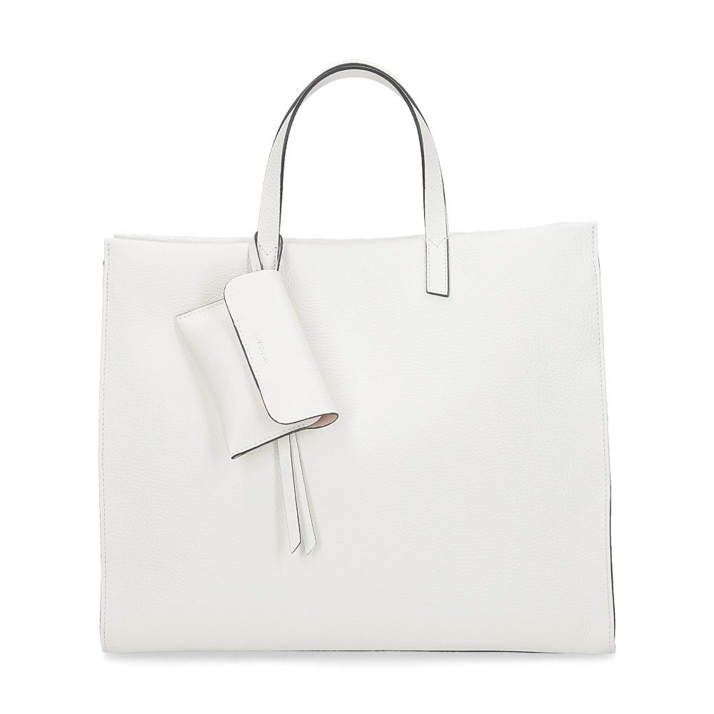 Loristella borsa Sofia 2510 pelle bianca