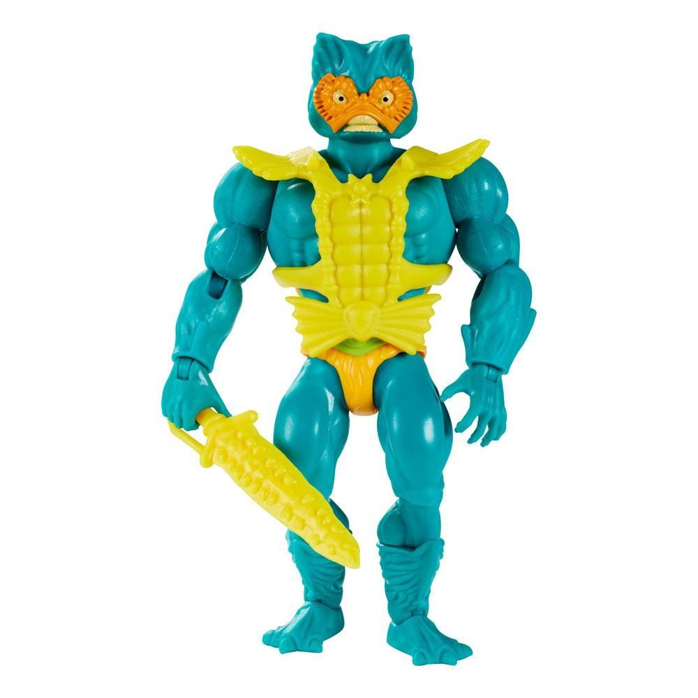 *PREORDER* Masters of the Universe ORIGINS: MER-MAN by Mattel 2021