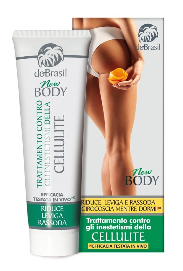 DoBrasil, New Body Trattamento Cellulite 150 ml