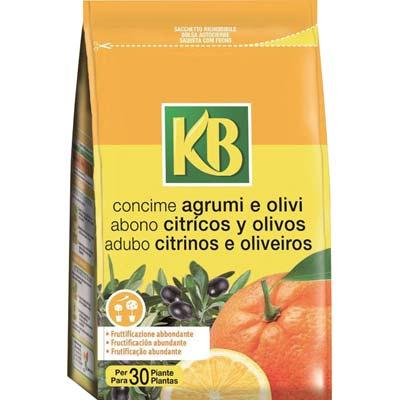 CONCIME GRANULARE AGRUMI OLIVI KB GR 800