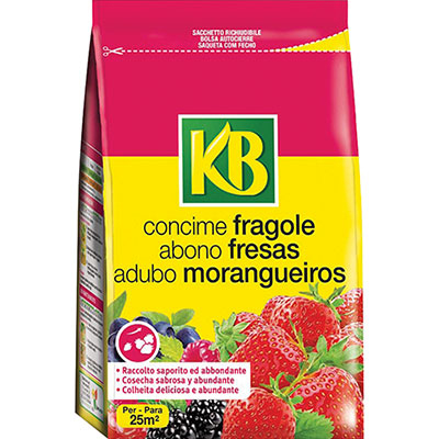 CONCIME GRANULARE FRAGOLE KB gr 800