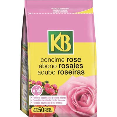 CONCIME GRANULARE ROSE KB GR 800