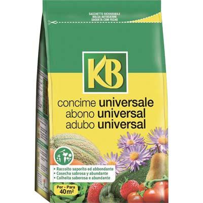 CONCIME GRANULARE UNIVERSALE KB GR 800