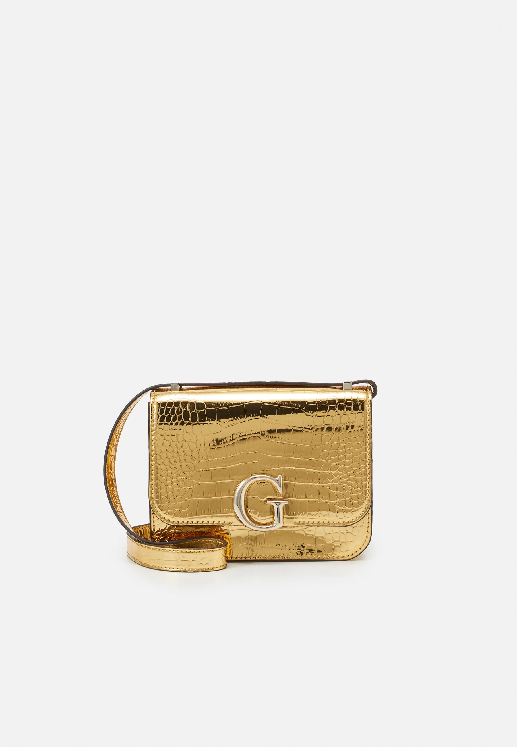 Tracolla Guess Donna Gold