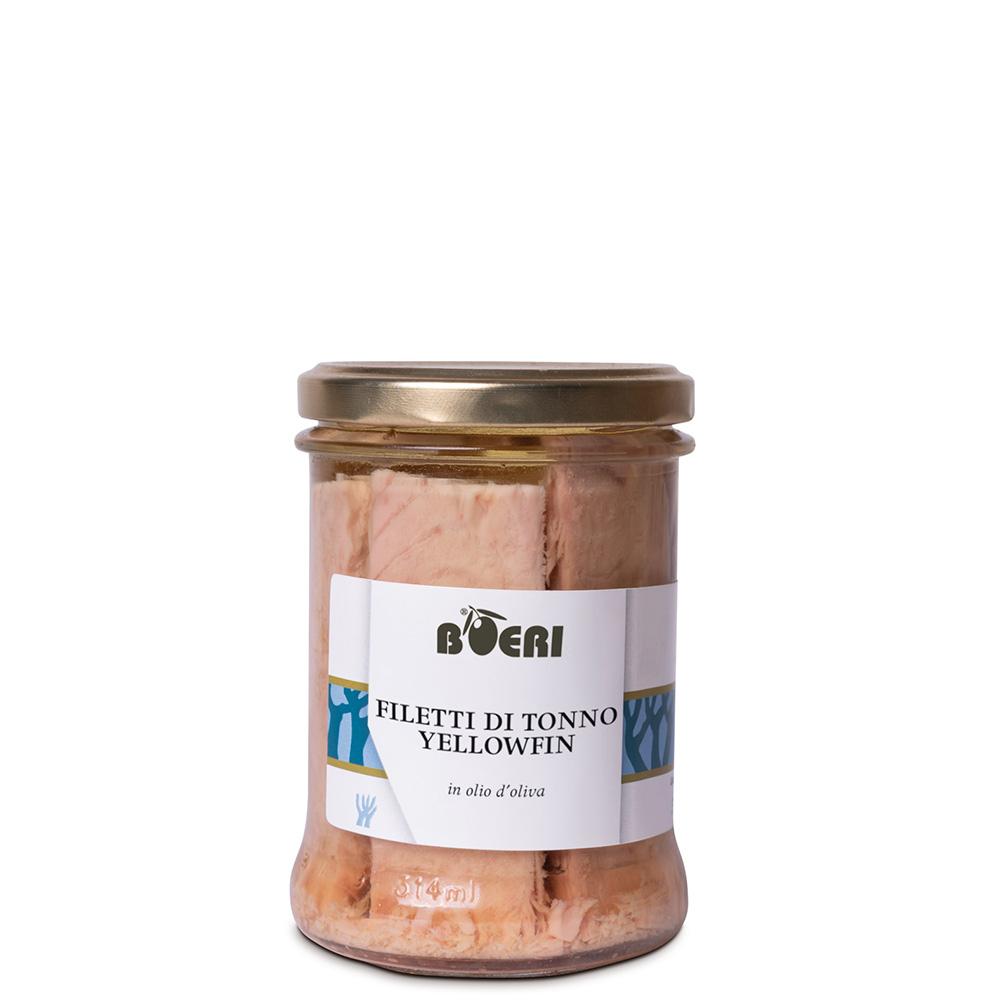 Filetti di tonno 314 ml