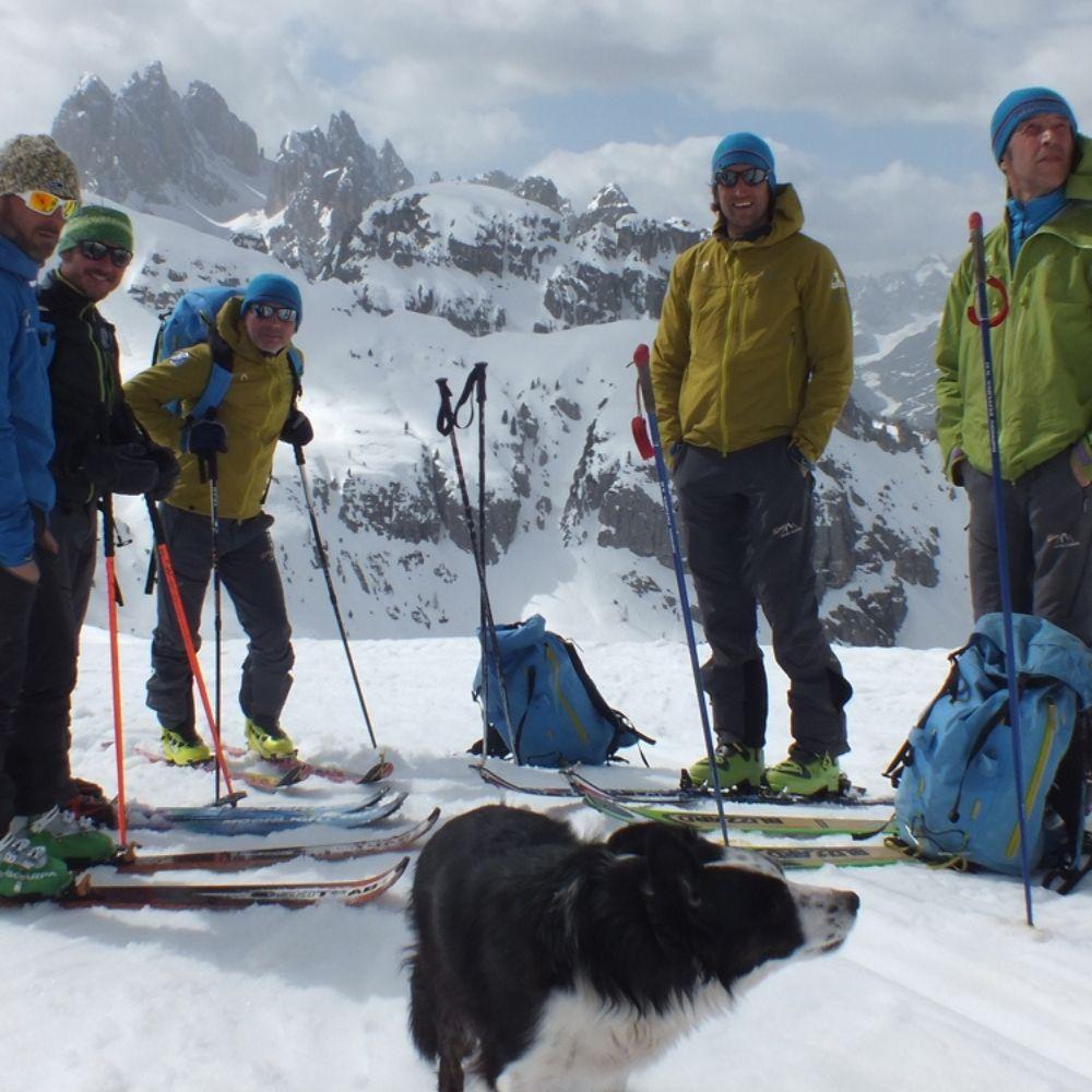 Garmont - Tre Cime Mountain Guides