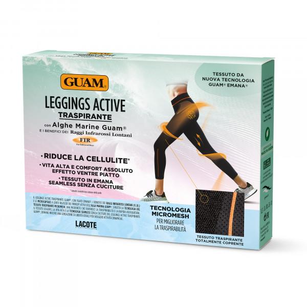 LEGGINGS SPORT ACTIVE TAGLIA L - XL (46-50)