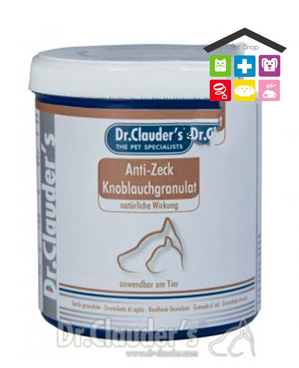 Dr.Clauder  granuli di aglio di 400g