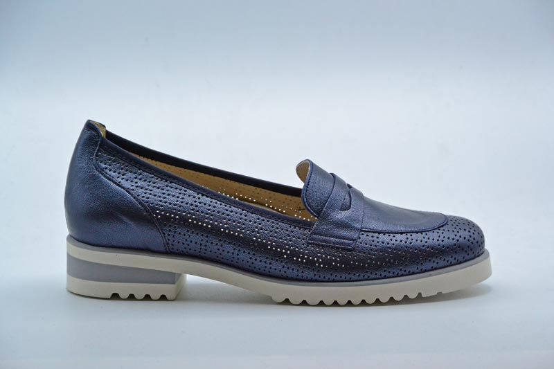 NOVITA' P/E 2021 Anastasio Calzatura Donna-Anafy Bleu 1430
