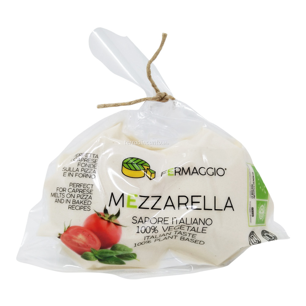 Mezzarella 200 gr Fermaggio