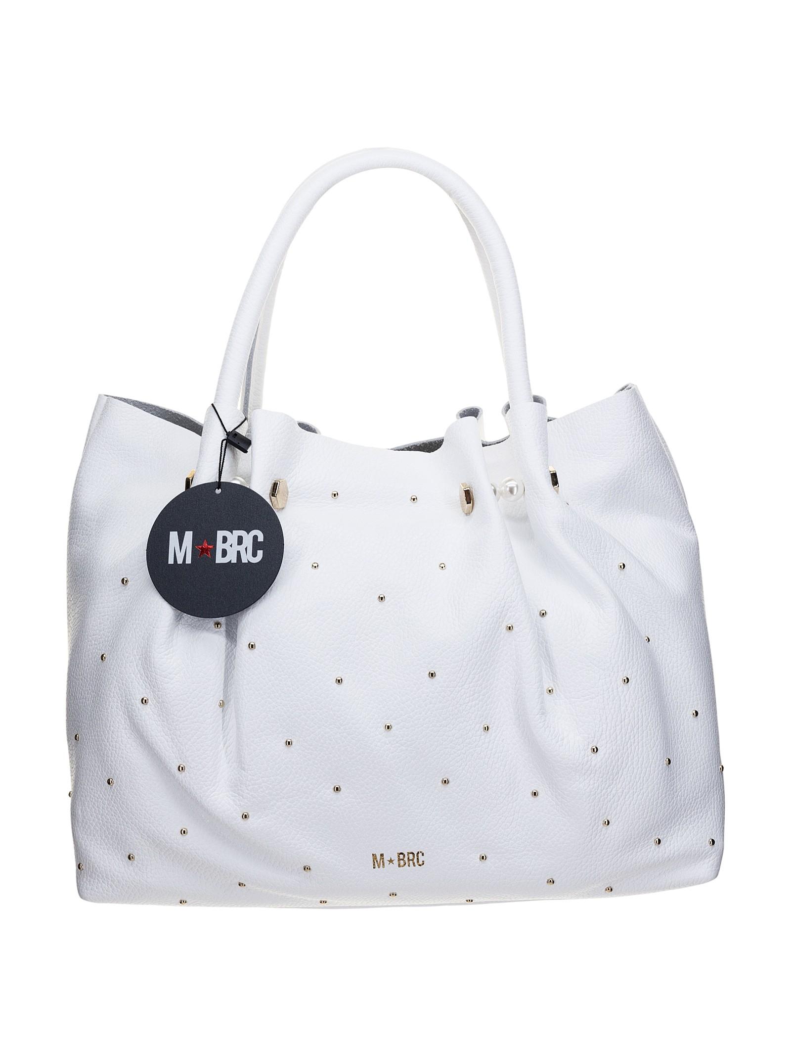 M BRC   Borsa  Shopping Bianca