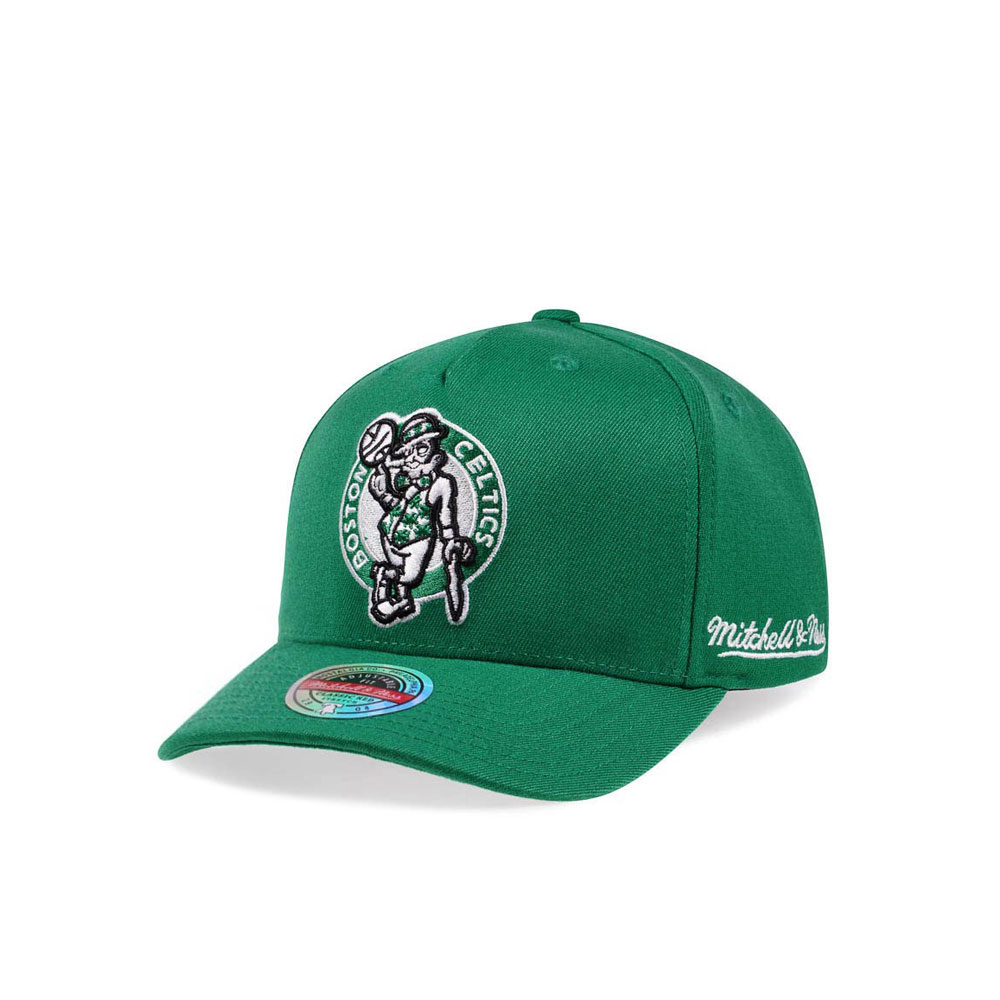 Mitchell e Ness Berretto Celtics Verde Unisex