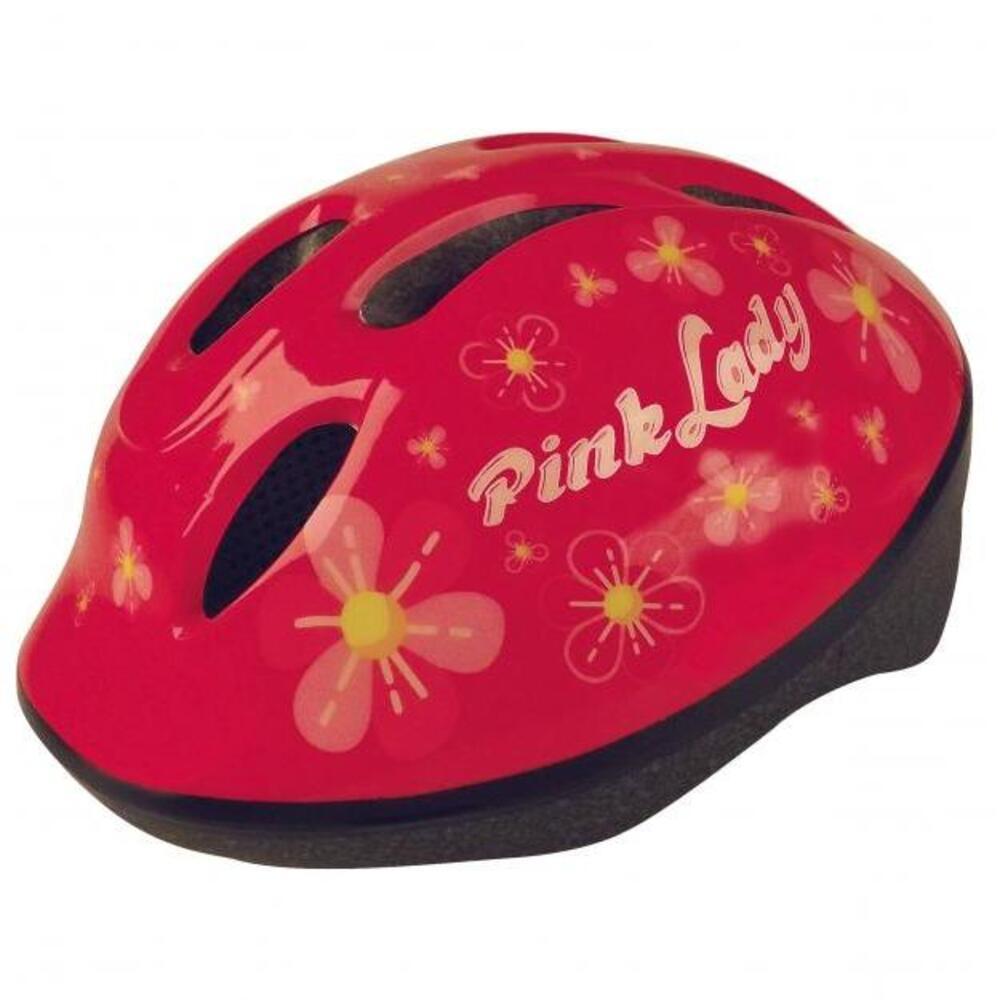 Caschetto bici per bambini pink lady