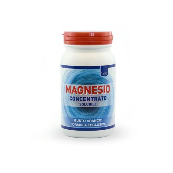 Isola Verde Healthcare, Magnesio Concentrato Gusto Arancia 150g