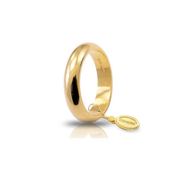 Unoaerre-Fede classica gr.10 in oro giallo