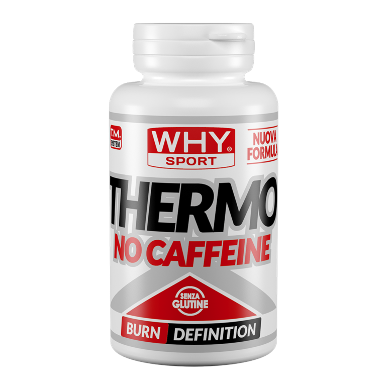 Why Sport & Nutritions, Whysport Thermo Xplode No Caffeine 90 cpr
