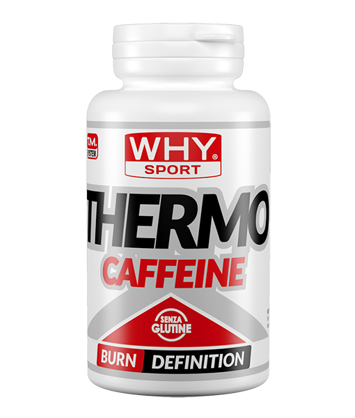 Why Sport & Nutritions, Whysport Thermo Xplode CAFFEINE 90 cpr