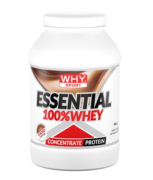 Why Sport & Nutritions, Whysport Essential 100% Whey Cacao 900 gr