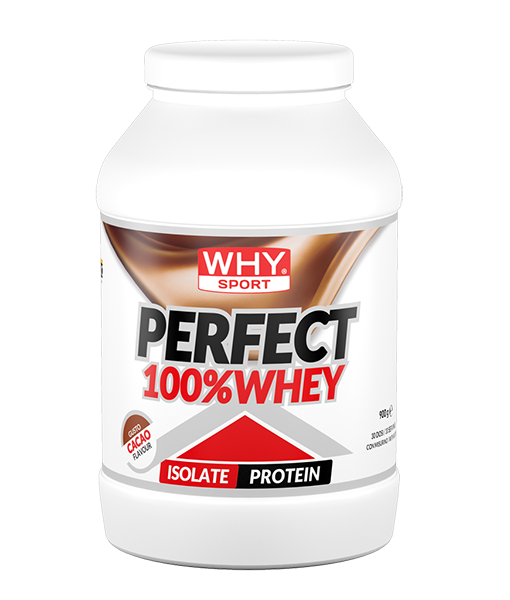 Why Sport & Nutritions, Perfect Whey Vaniglia 900 gr