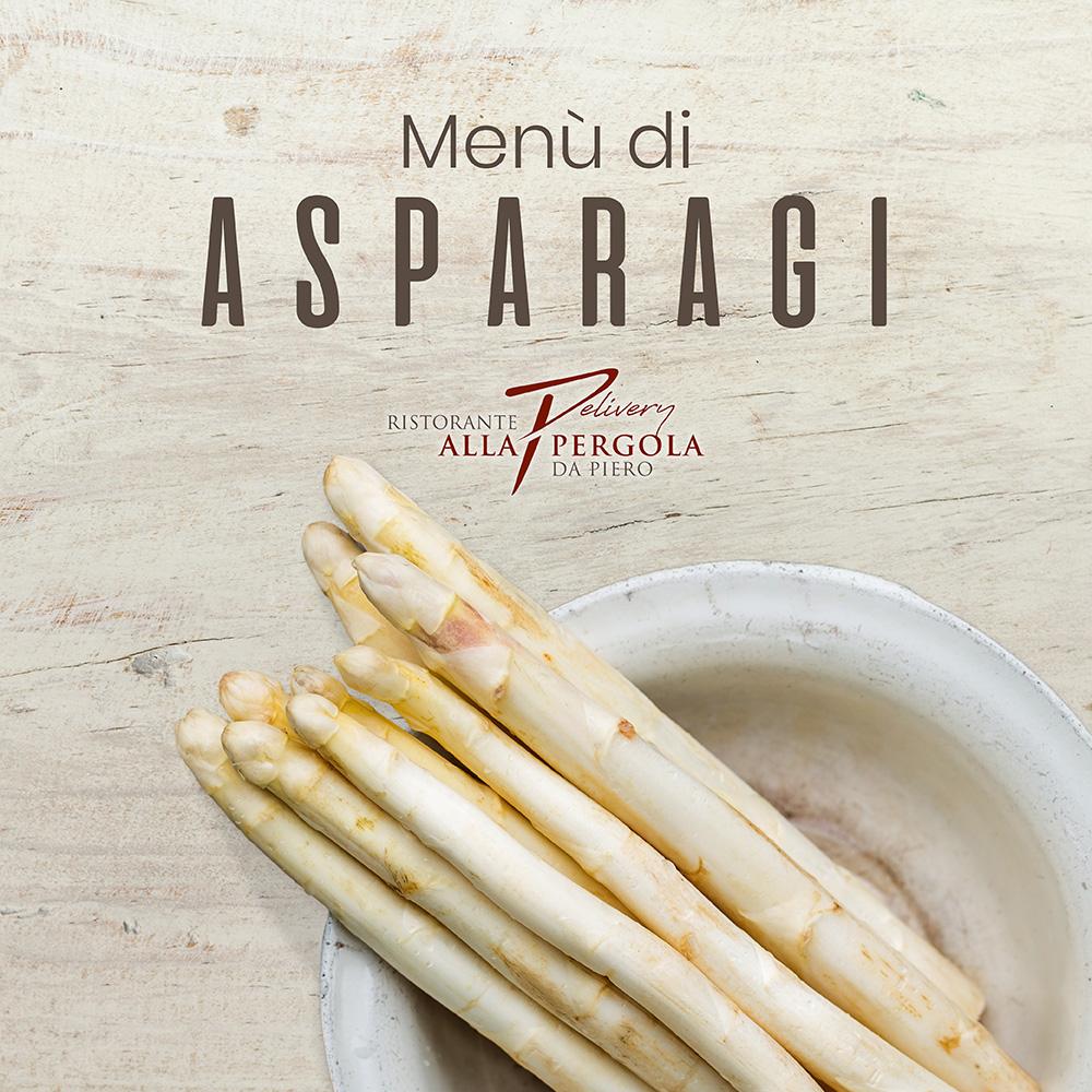 Menù Degustazione Asparagi