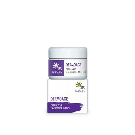 Crema Viso RIGENERANTE ANTIETA' (DERMOAGE) - 50 ml
