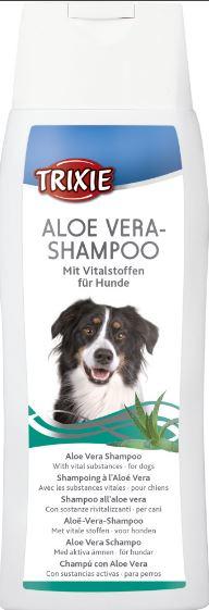 Shampoo all'aloe vera 250ml TRIXIE