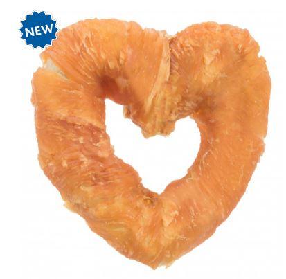 Denta Fun Chicken Heart 125GR TRIXIE