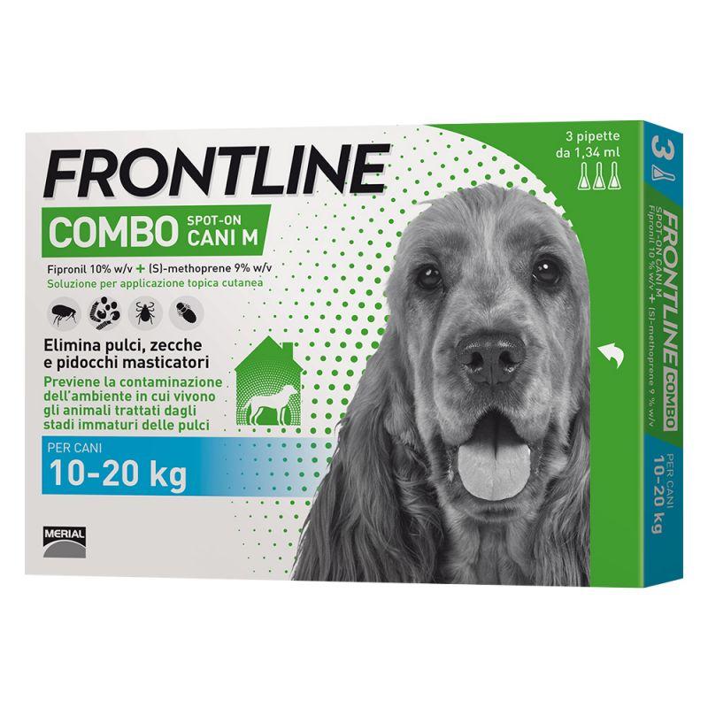 Frontline Combo Spot on Cani   da 10 kg a 20 kg