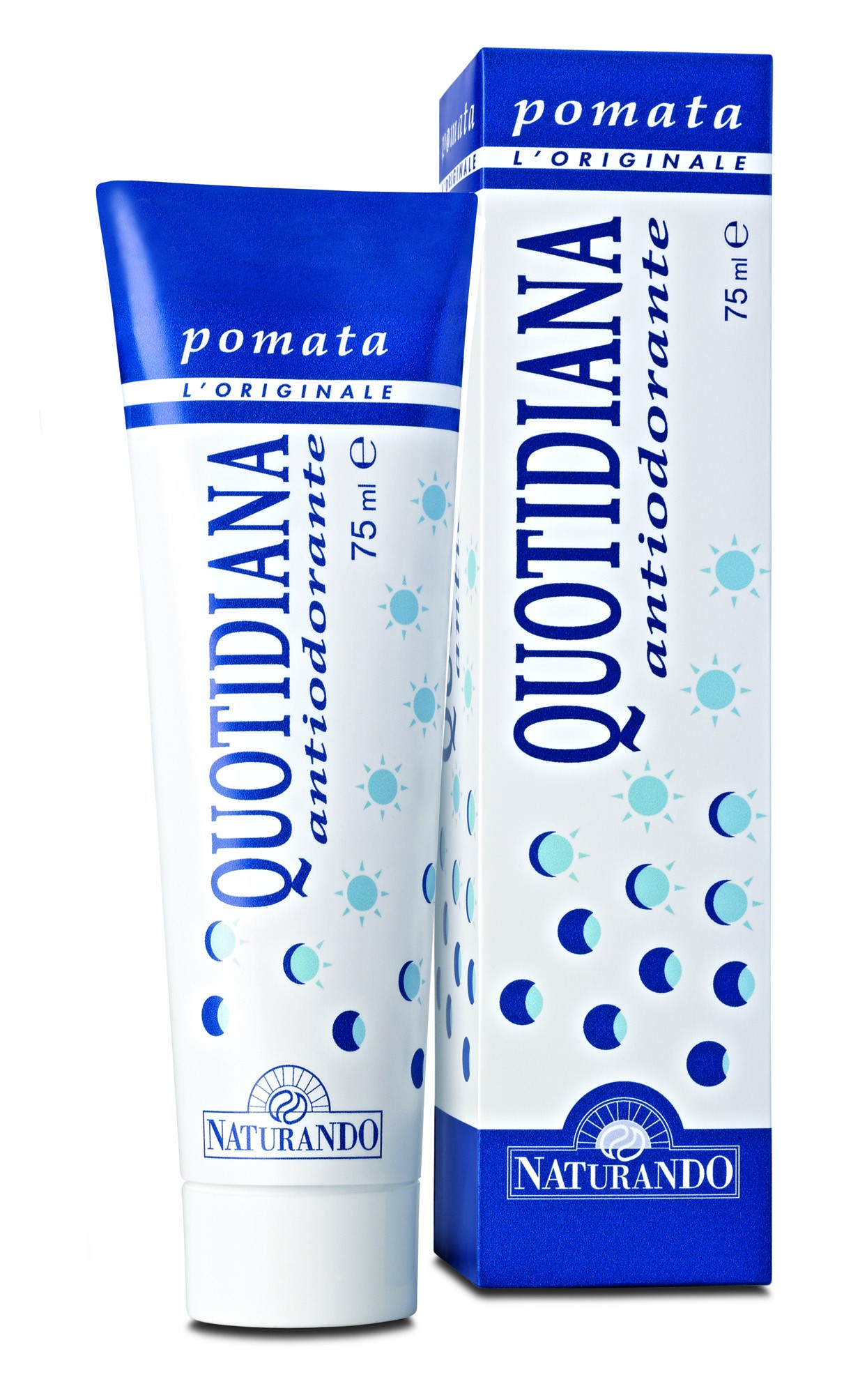 Naturando, Quotidiana Rinfresca Antiodorante 75ml
