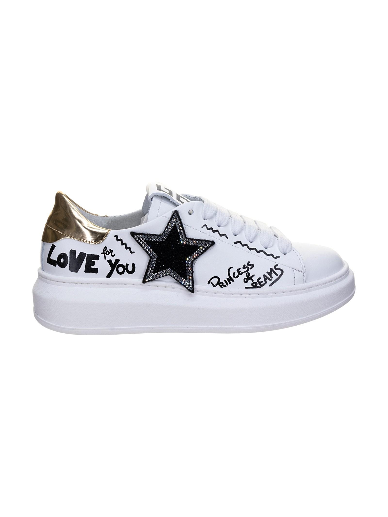 GIO + Sneakers Stella e Bocca