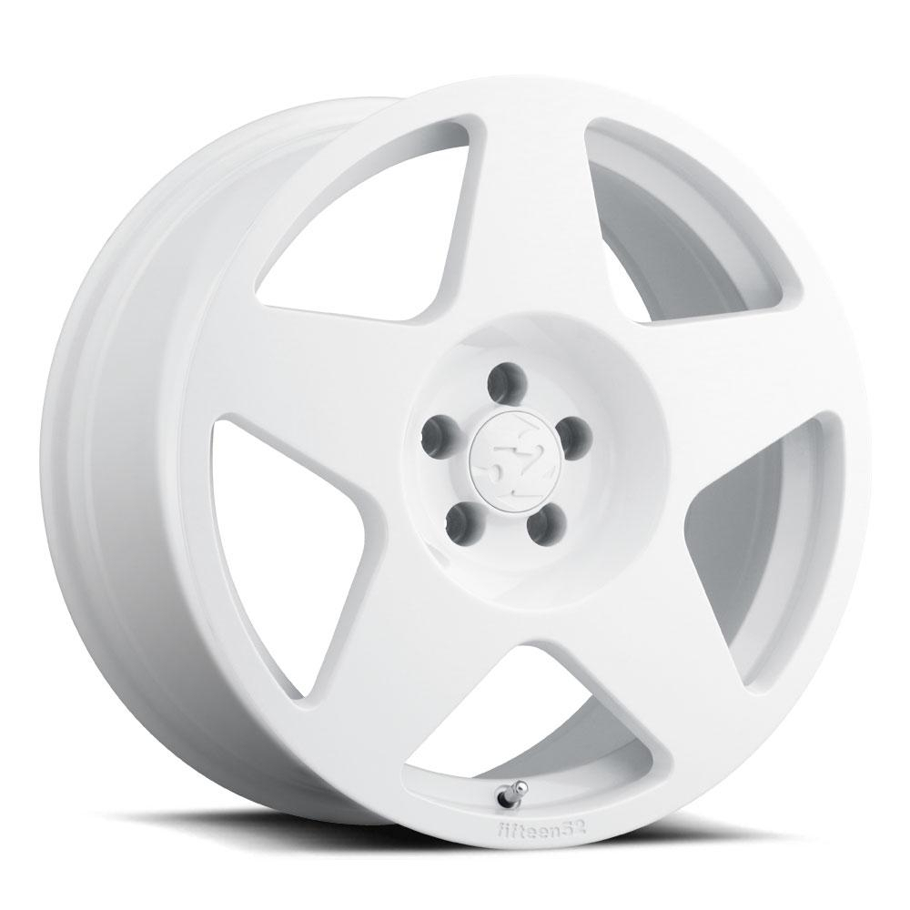 Cerchi in lega Fifteen52  Tarmac  18''  Width 8.5   5X130  ET 45  CB 71,6    Rally White