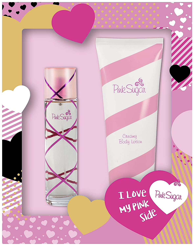 Pink Sugar Set profumo 100 ml e crema corpo 250 ml