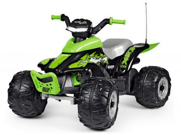 MOTO QUAD CORRAL T-REX 330W 2021 IGOR0100 PEG PEREGO