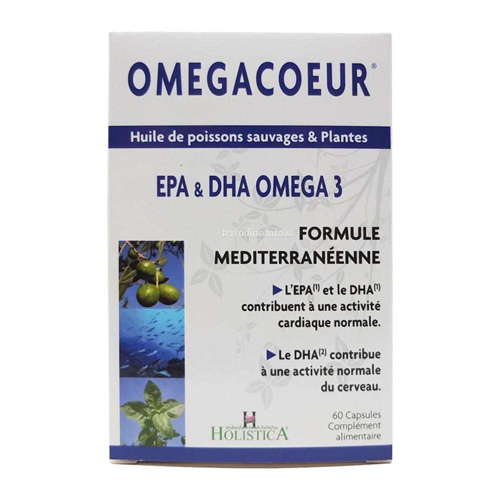 Omegacoeur 60 Capsule Holistica