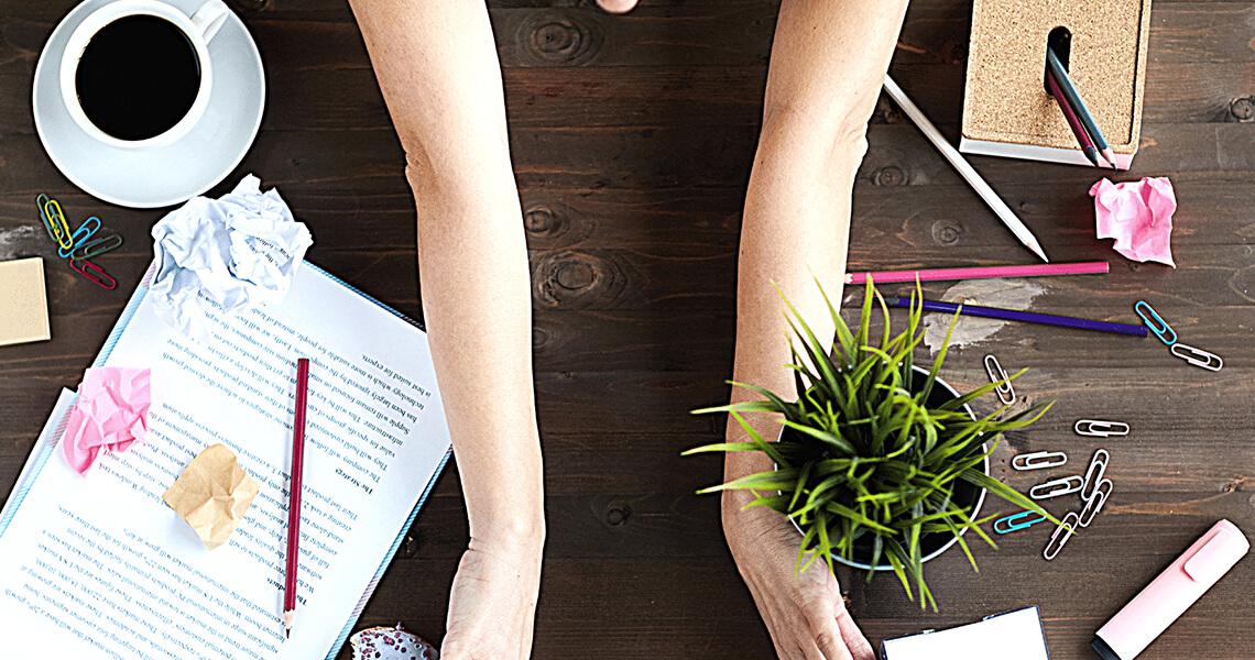 Decluttering: 5 consigli per mettere in ordine casa