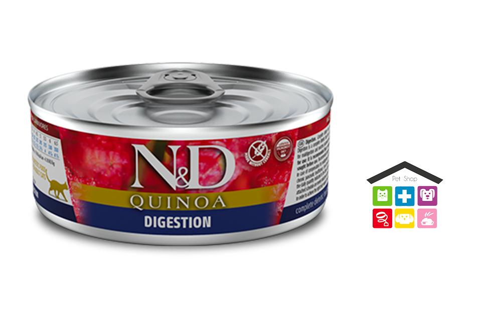 Farmina n&d gatto DIGESTION WET FOOD 0,80g