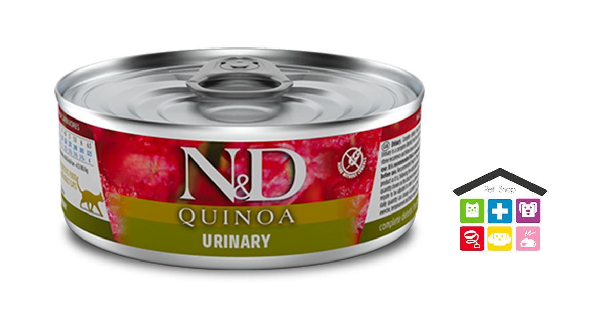 Farmina n&d gatto URINARY WET FOOD 0,80g