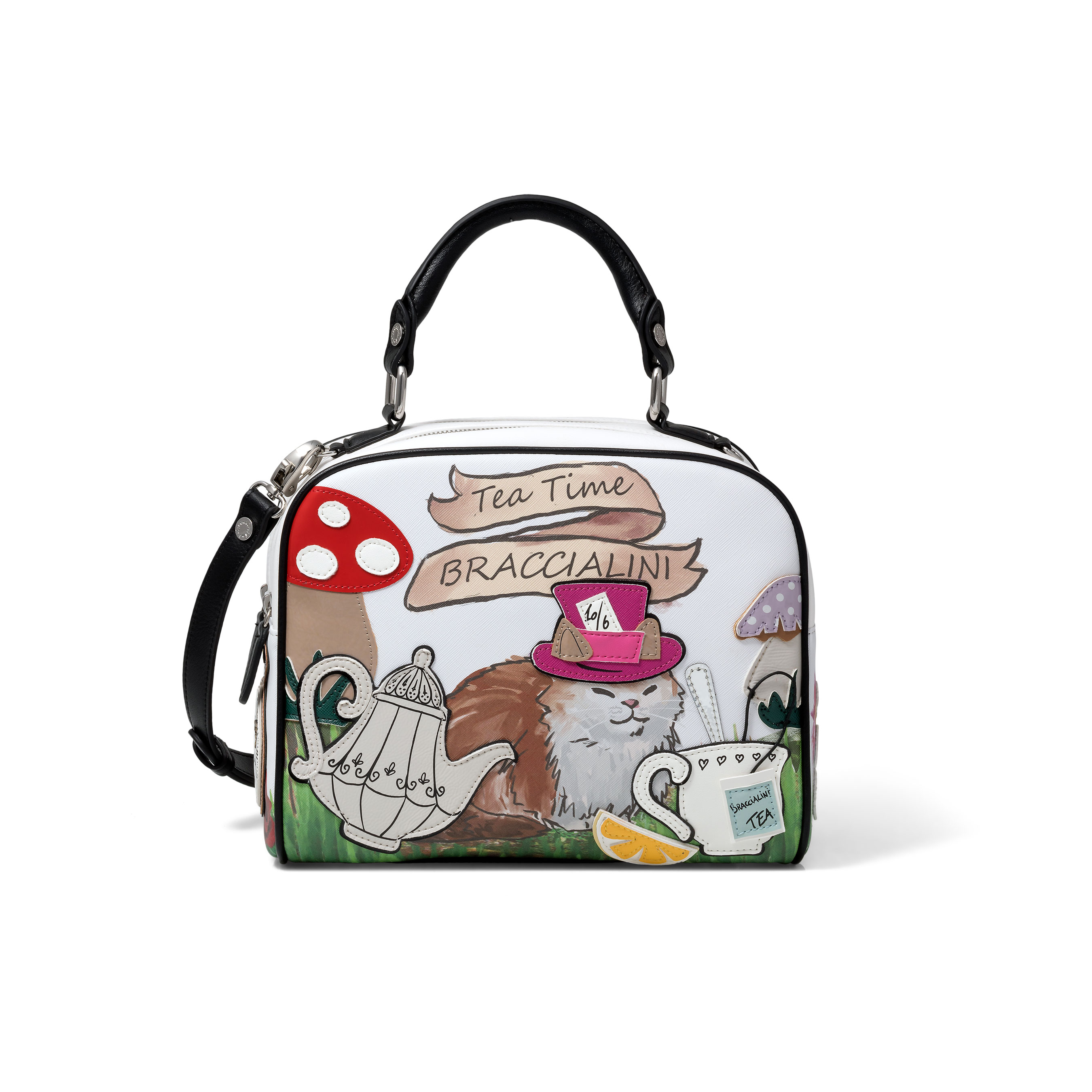 SHOPPING ON LINE BRACCIALINI BORSA A MANO ALLROUND NEW COLLECTION SPRING/SUMMER 2021