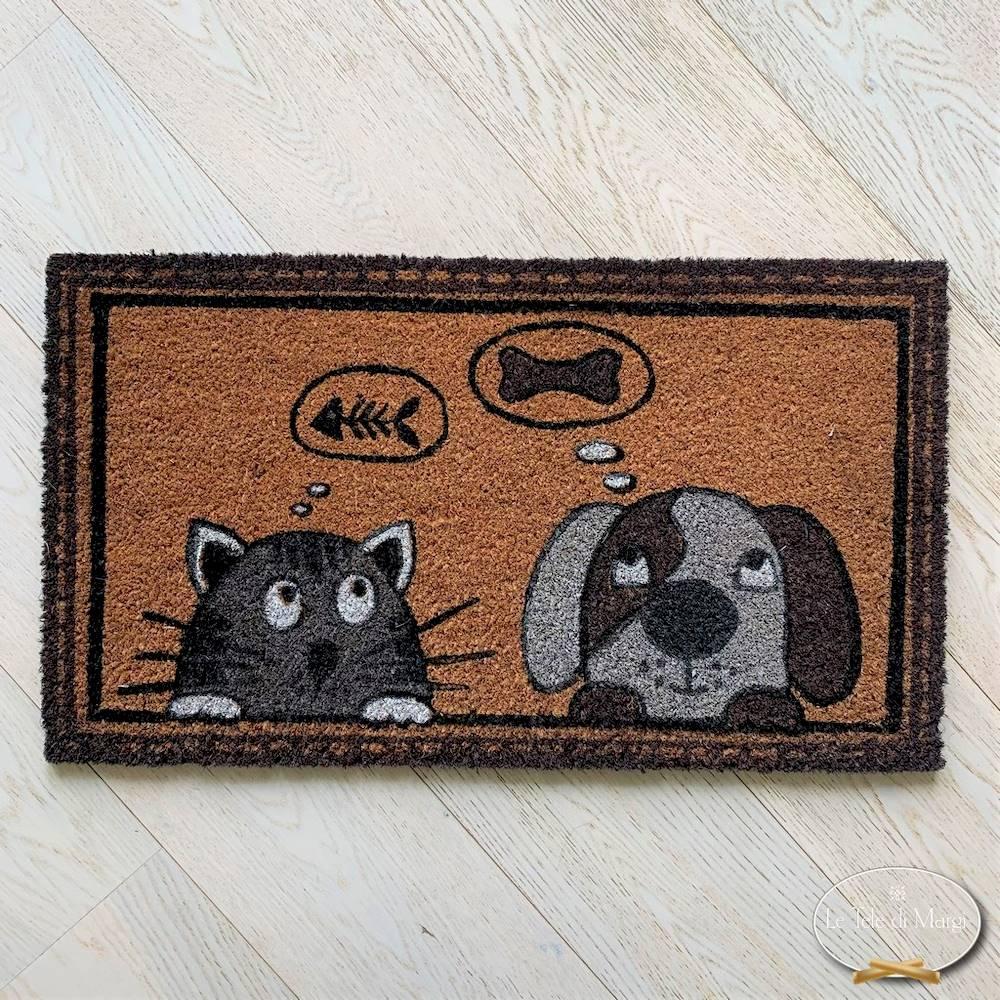 Zerbino cane & gatto