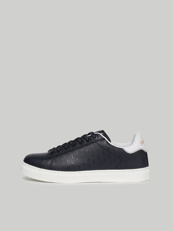 Sneakers Trussardi Uomo Blu