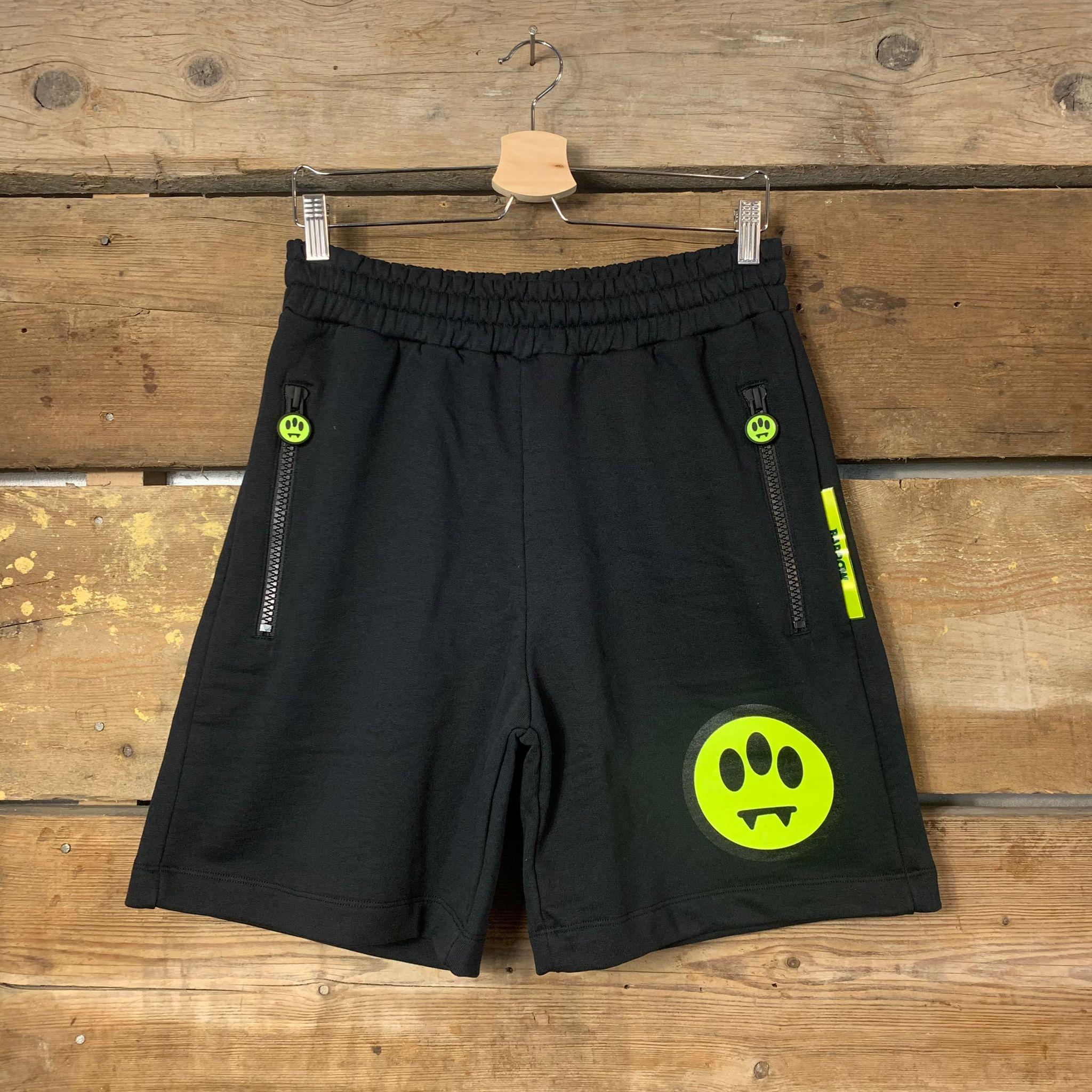 Pantaloncino Barrow Sweat Short Unisex Nero