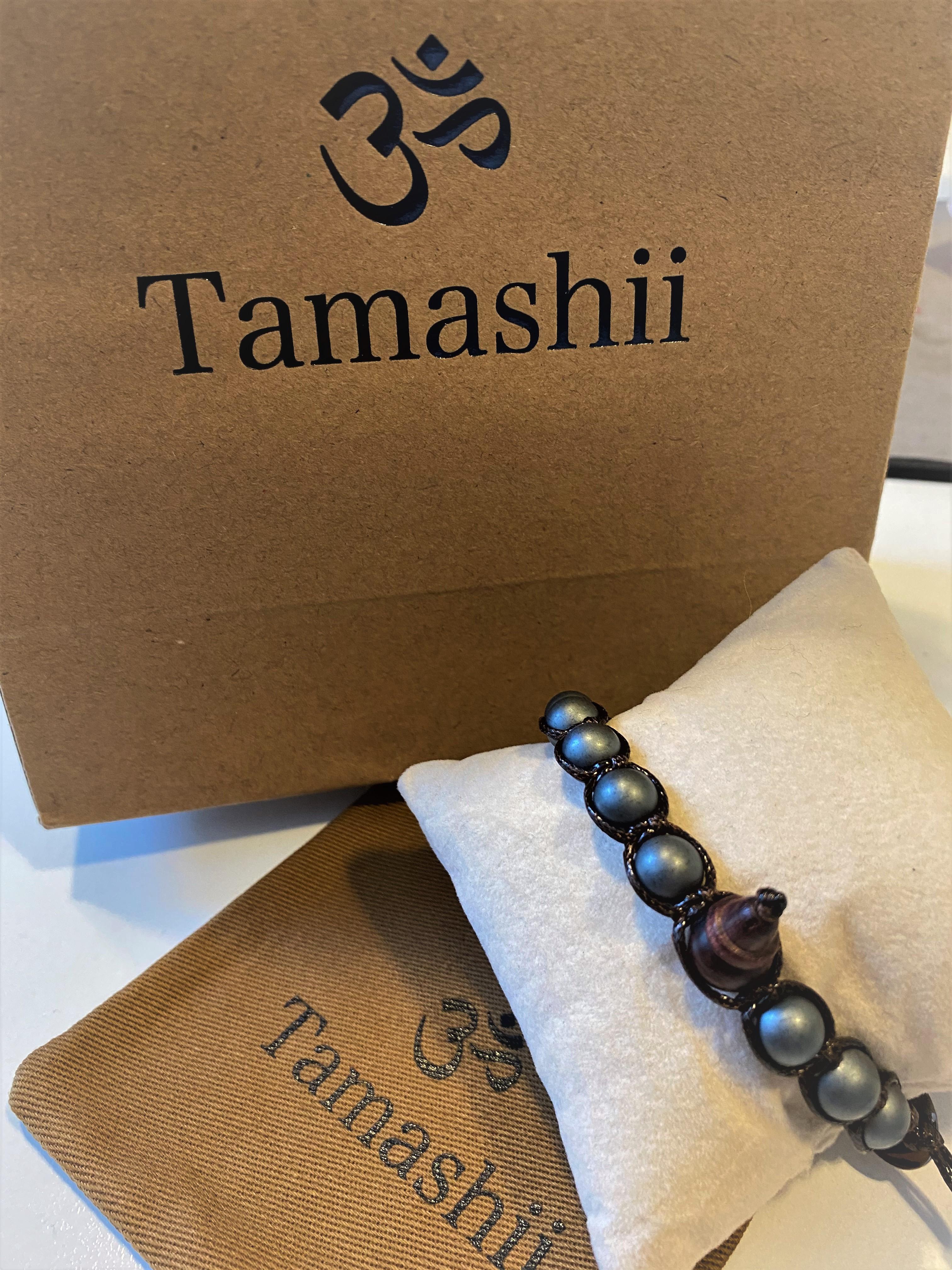 Bracciale Tamashii con Ematite Opaca