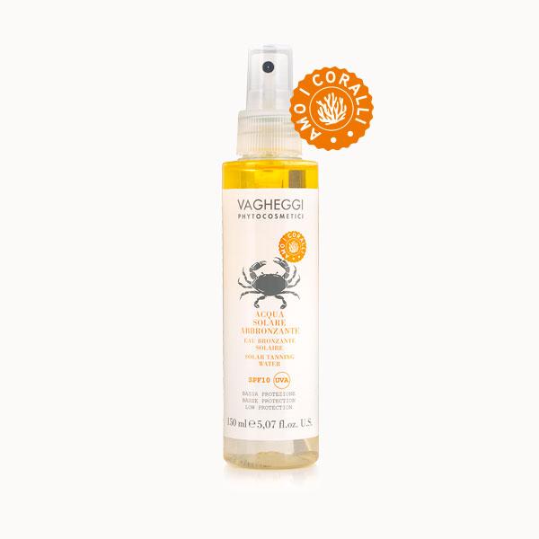 Summer Paradise Acqua Solare Abbronzante Spray SPF10