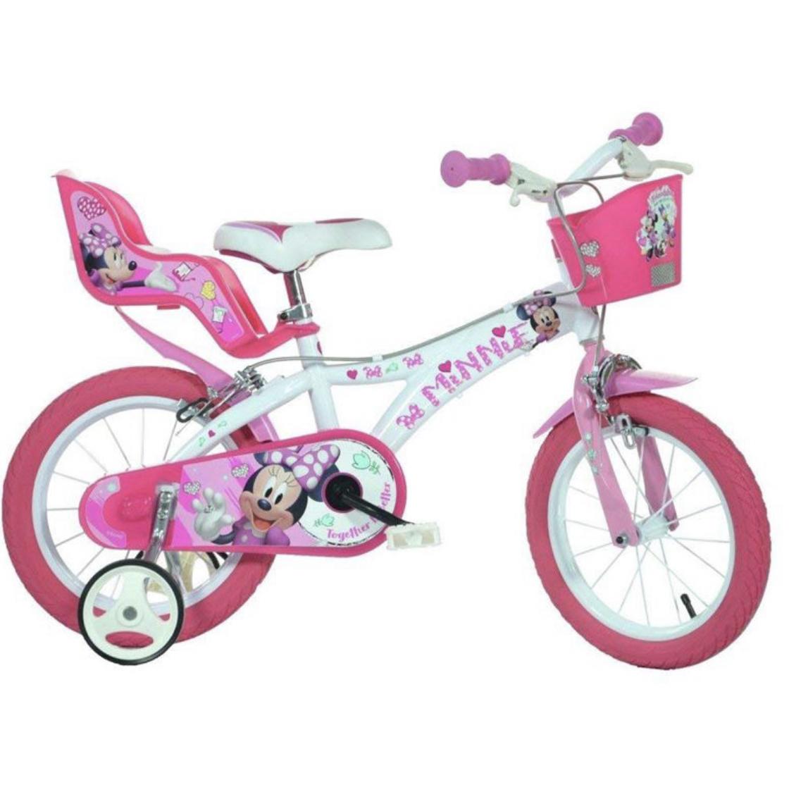 Bicicletta Minnie 16