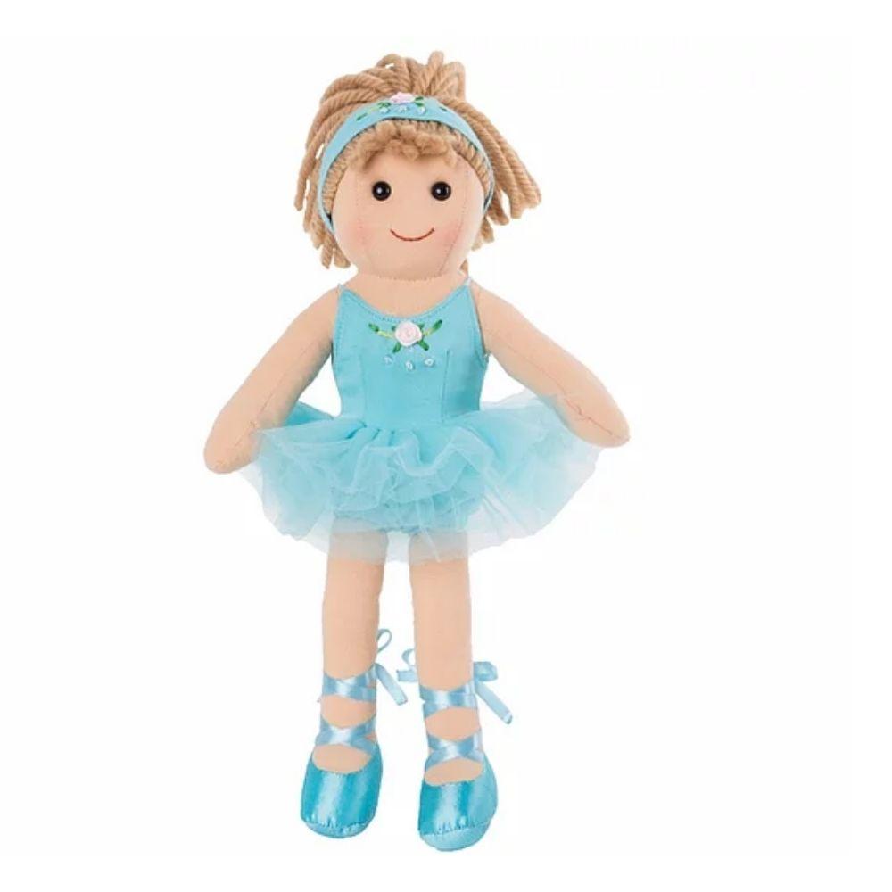 Bambola ballerina Evy My Doll 32 cm