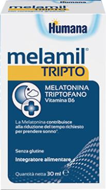 Melamil tripto 30 ml Humana