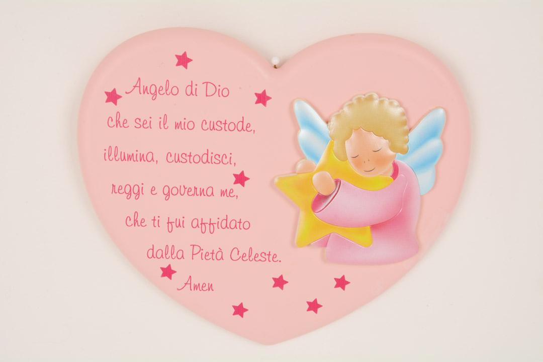 Cuore stella Angelo di Dio