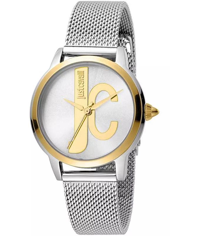 Just Cavalli Orologio Logo - Gold
